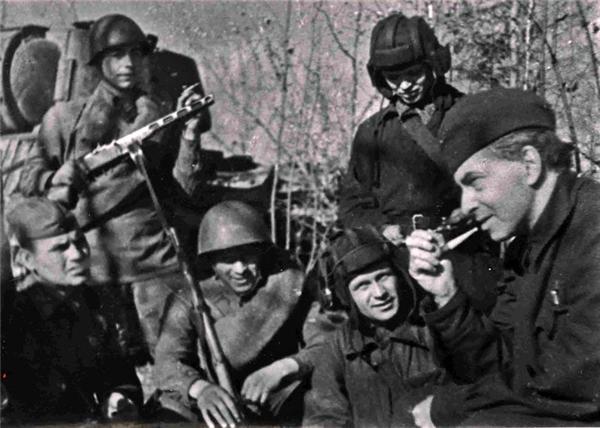 Ilya Ehrenburg - 1942